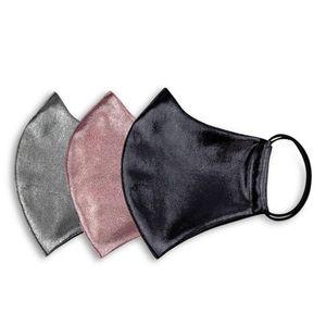 🆕 Heroine Sport Metallic Face Masks 3 Pack